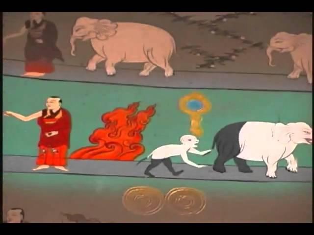 Медитация по умиротворению ума и пустоте. Буддизм.