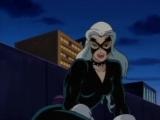 Человек-паук 1994 года  Сезон 4 Серия 3 Черная Кошка