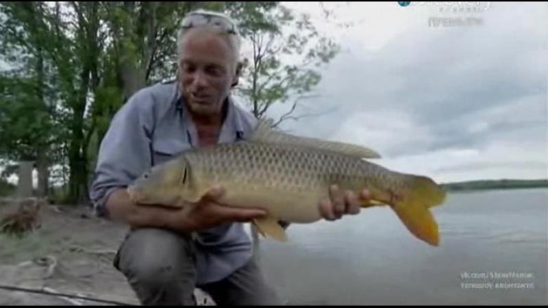 Рыбалка Речные монстры 5 7 сезонов 5 7 серий Вампиры из бездны 2013