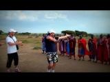 [МЛД_05] - Кавказцы  танцуют лезгинку в Африке