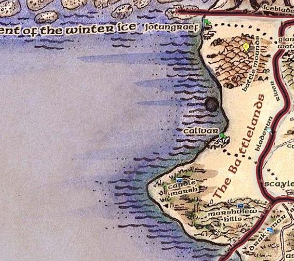 Battleland map