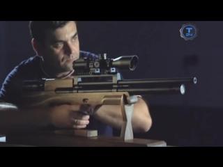 ДФ. Конкуренты традиционному пороховому оружию. Современные пневматические винтовки