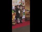 [fancam] 151215 Премьера мультфильма Маленький принц (4)