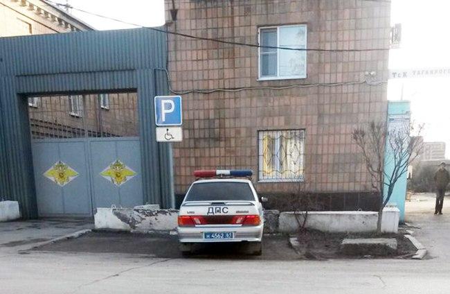 В Таганроге автомобилист уличил сотрудников ДПС в нарушении ПДД