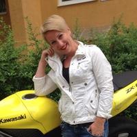 Анкета Ирина Баган