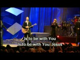 Hillsong - One desire (HD with Lyrics/Subtitles) (Worship Song to Jesus)