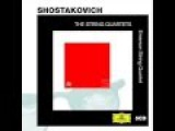 Emerson String Quartet Shostakovich, Op. 117 No. 9 in E-flat major (1964)