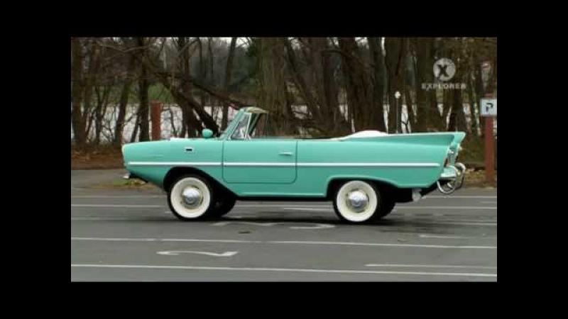 Реставратор автомобилей: Amphicar 1967