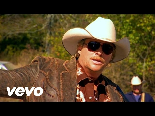 Alan Jackson Country Boy Official Music Video