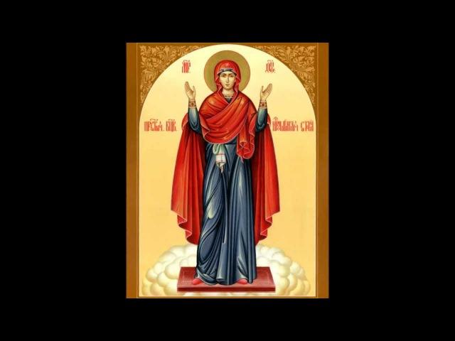 Величит душе моя Господа Хор Сретенского монастыря