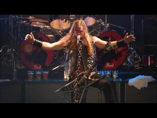 Black Label Society - In This River (Doom Troopin Live)