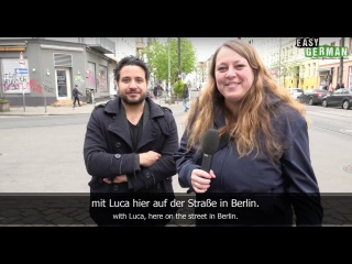 Easy German 138 - How to learn a new language? (with Luca from The Polyglot Dream)