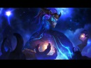 Aurelion Sol the Star Forger Login Screen League of Legends