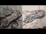 Pen and Ink Drawing Tutorials | Cross-hatching and shading tips from Peter Paul Rubens