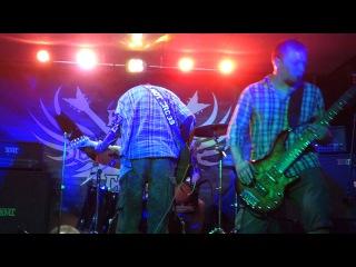 Crystal Basement - Dark Shine (Paradox) (Live at Barvy club, Kiev, 20.06.2015)