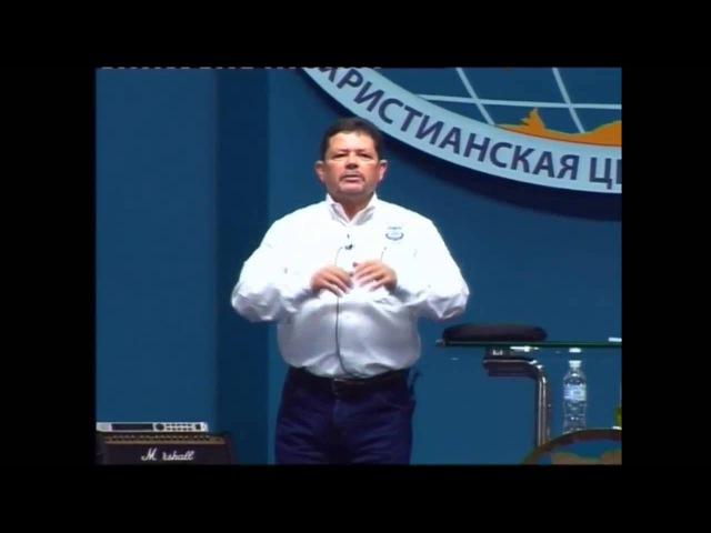 Карри Блейк - семинар Новый человек (4 служение) Киев, Украина 2015 год