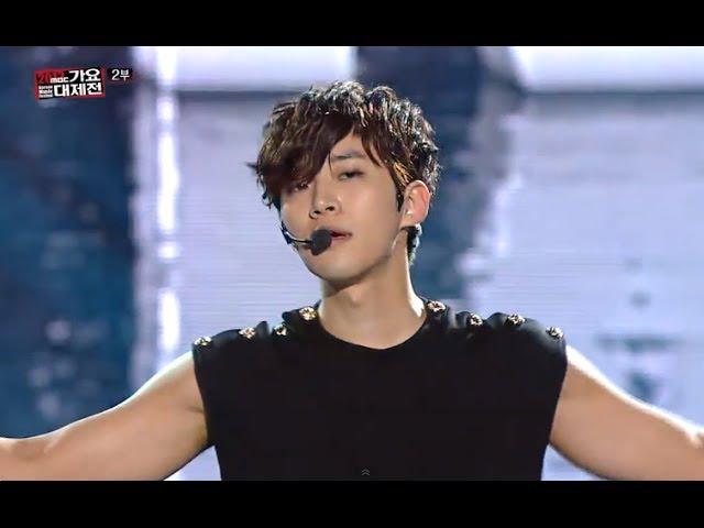 [가요대제전] 2PM - A.D.T.O.Y(All Day I Think of You) Game over, 2PM - 하.니.뿐 Game over KMF 20131231