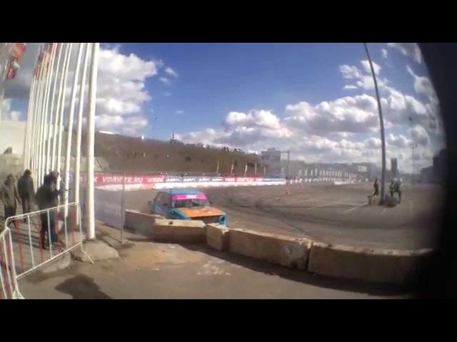 Лада 2101 by Ne1R разбил READYTORACE 25 апреля 2015