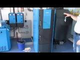 Твердотопливные котлы Твердотопливный котел отопления Будерус Logano G221 A с автоматической пода