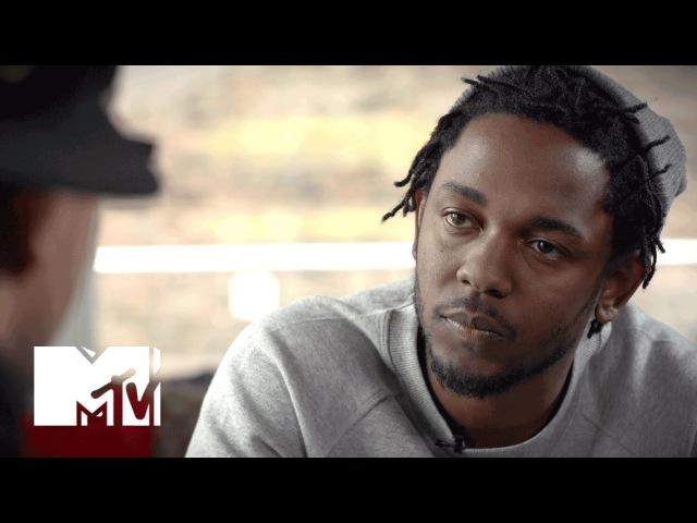 Kendrick Lamar Talks About 'u ' His Depression Suicidal Thoughts Pt 2 MTV News