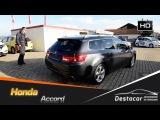Забираем Хонда Аккорд 2012 универсал из автосалона в Германии