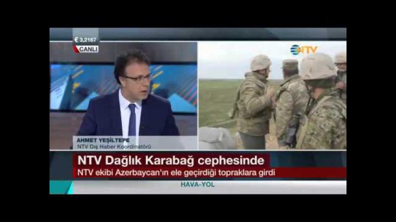 NTV-Нагорный Карабах-20.04.2016 | vk.com/mehelle