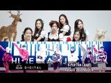 Top K-Pop Songs Chart (Fan Chart) - August 2015 Week 4