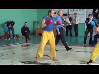 Сливінський Іван-Морозов Олександр - 1й раунд