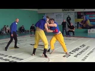 Лисенко Богдан-Єршов Олександр - 1й раунд