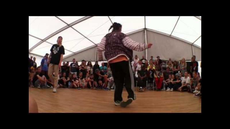 Hip hop Ćwierćfinał - Sheykira vs Żurek - Gdańsk Dźwiga Muzę 2015