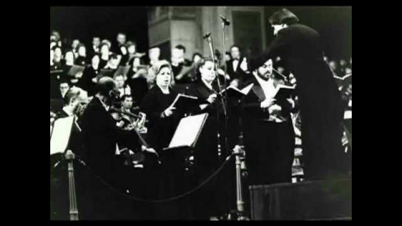 Nessun dorma - young L.Pavarotti I.Savini 1976