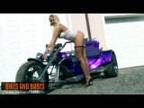 Bikes and Babes TV Sexy Strip Clips 583 MACCEY KEY - TRAILER
