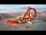 """Hot Wheels - Трек для машинок """"Мощный вихрь"""" (Spin Storm)"""
