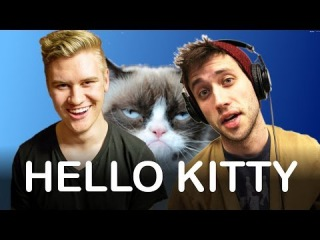 Hello Kitty (Avril Lavigne) // Jonathan Young ROCK/METAL COVER