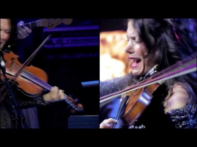 Lili Haydn Performing Maggot Brain - Live 2011