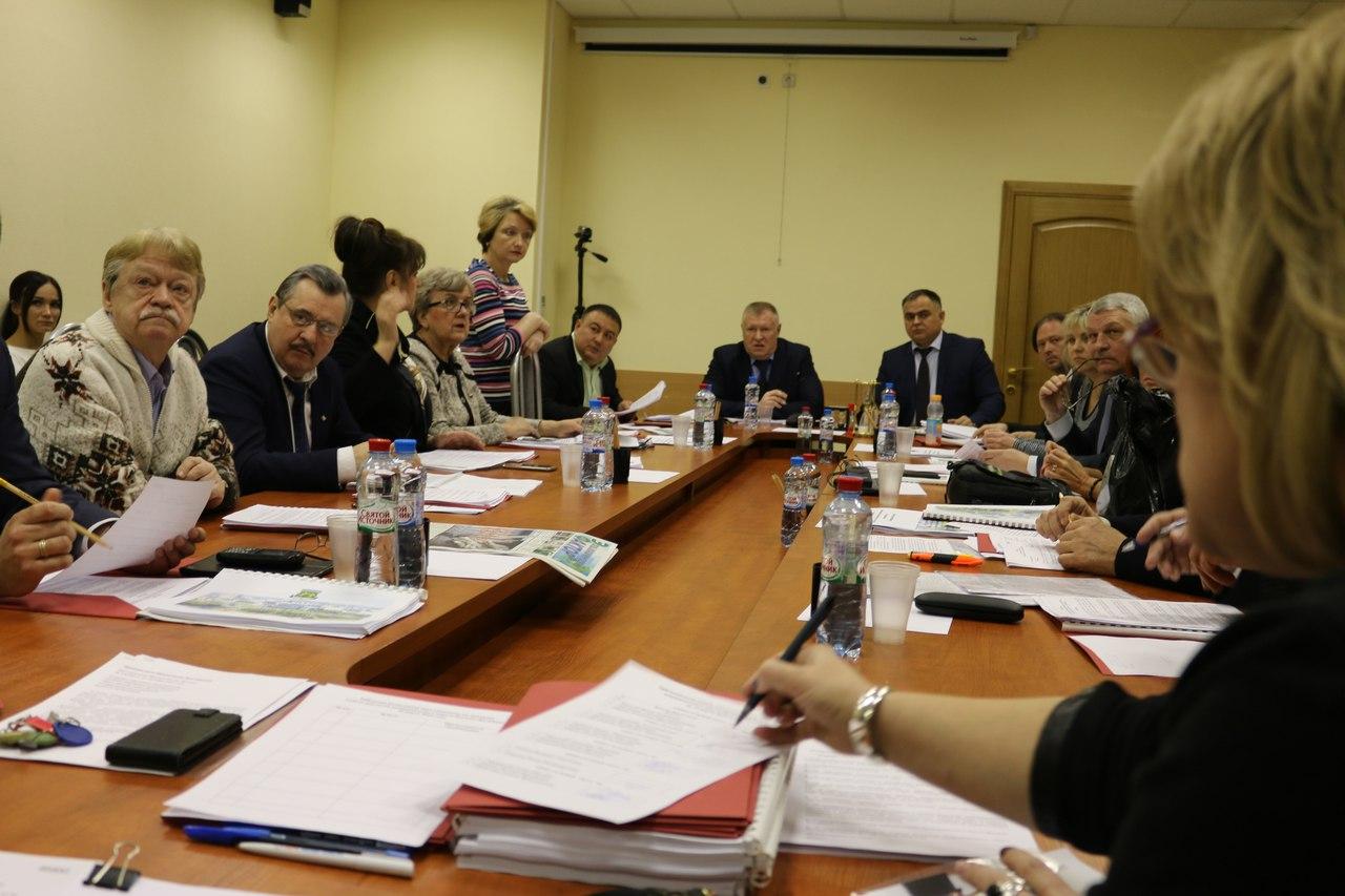Глава управы отчитался за 2015 год перед Советом депутатов