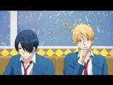 [AniFame] Радужные дни - 1 серия / Nijiiro Days [Nikitun & Anta]