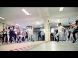 Закрытый мастер-класс для школы современной хореографии