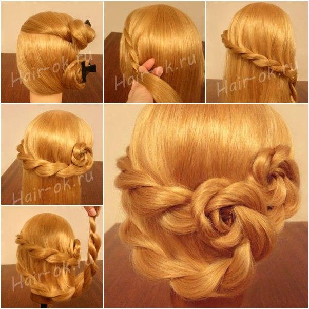 Красивые причёски для девочек 10 лет на длинные волосы - 7