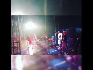 King of Soca X Queen of Pop @badgalriri @machelmontano #Epic 🔫 #Inderainn