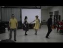 Наш танец-поздравление на свадьбу сына 22/01/2016