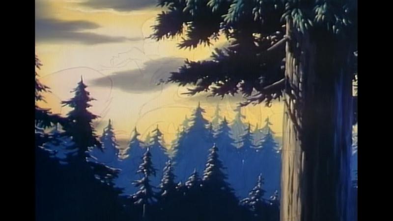 Звездные Войны: Анимационные Приключения - Эвоки: Tales from the Endor Woods / Star Wars Animated Adventures - Ewoks (1985-1987)