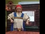 Колобочек-любимая сказка для малышей)))