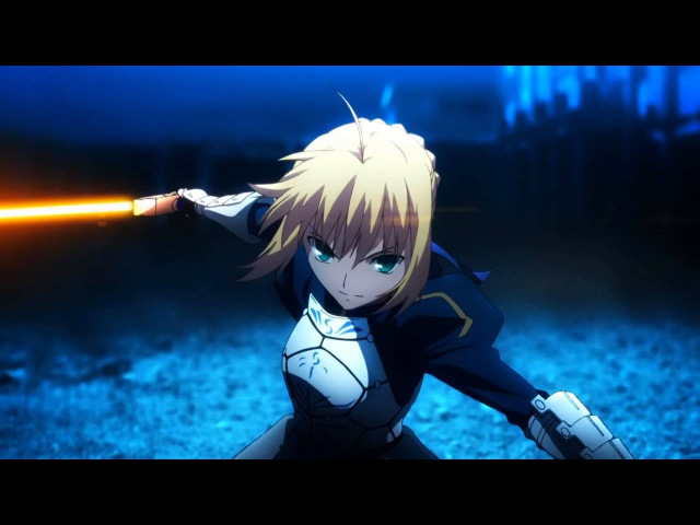 Final Spark - Fate Zero AMV - Collab with Xophilarus