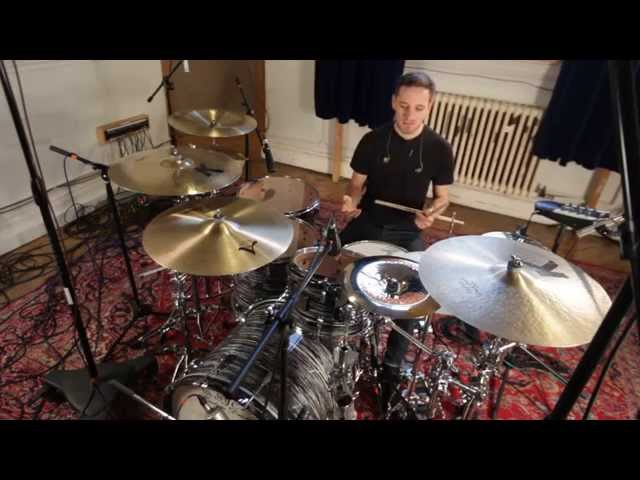 Dan Searle Architects: how to play his top 3 drum rudiments