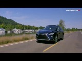 Тест-драйв Lexus RX 200t 2016  АвтоВести 228