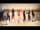Jun Hyoseong (SECRET) - Good-night Kiss - mirrored dance practice video
