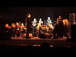 Фантастическое видео выступления Prime Orchestra в Хабаровске 26.02.2016