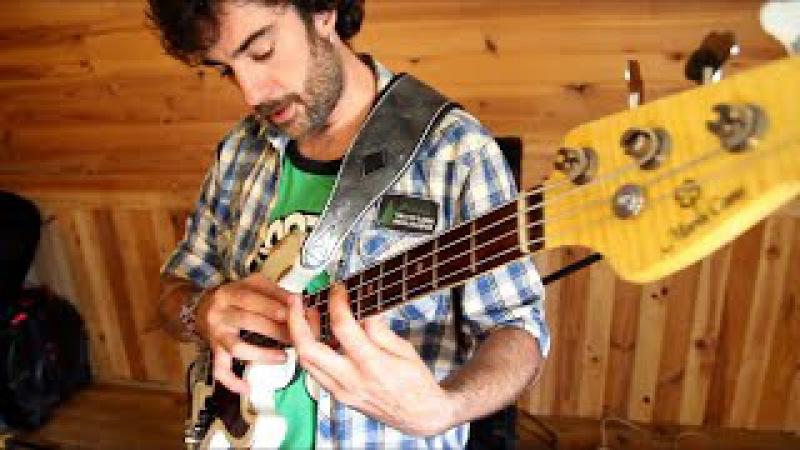 FERNANDO LAMADRID PLAYS NÁTURAL ŇA-ŇA   BassTheWorld.com