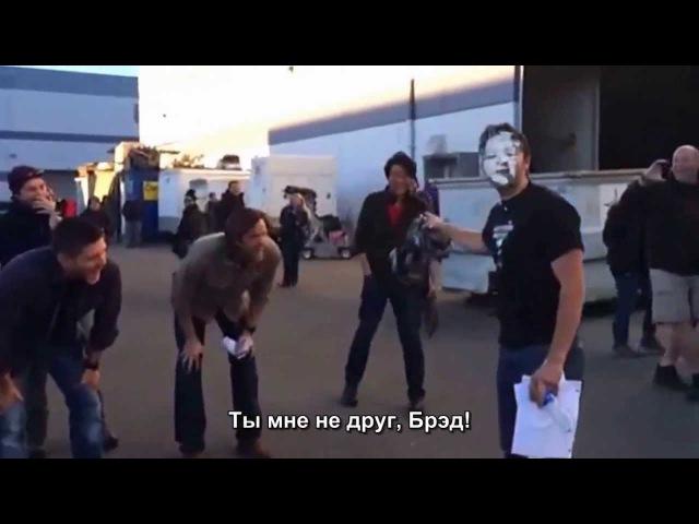 Трудовые будни Миши или без торта и режиссура не та [rus subs]